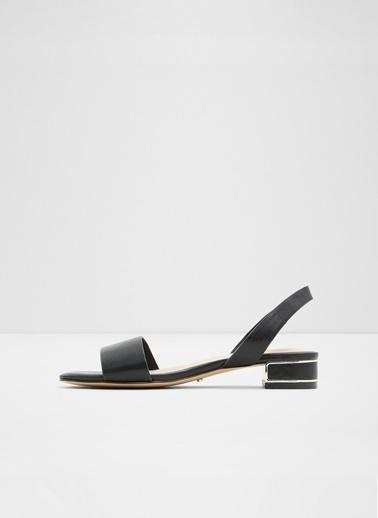 Aldo Candal - Siyah Kadin Sandalet Siyah